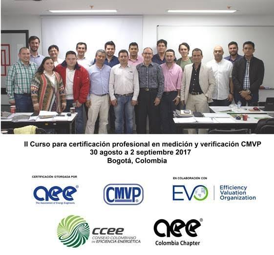 II Curso CMVP® – 2017