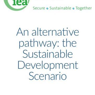 Una ruta alternativa: el Escenario de Desarrollo Sostenible