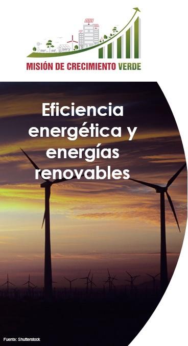 Misión de Crecimiento Verde –  Eficiencia Energética